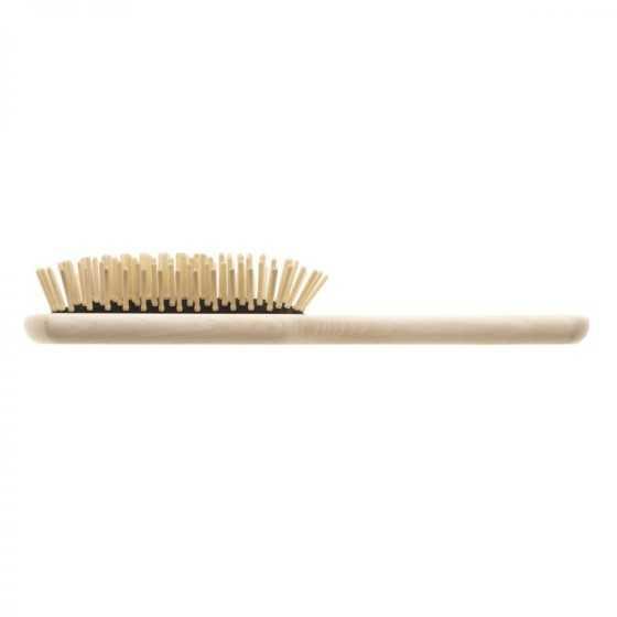 elchim spazzola piatta in legno paddle