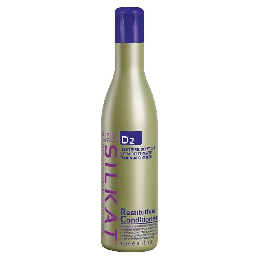 BES SILKAT D2 TRATTAMENTO DAY BY DAY BALSAMO 300ML