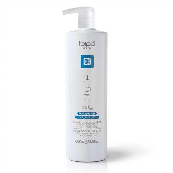 faipa citylife daily shampoo uso frequente 1000ml