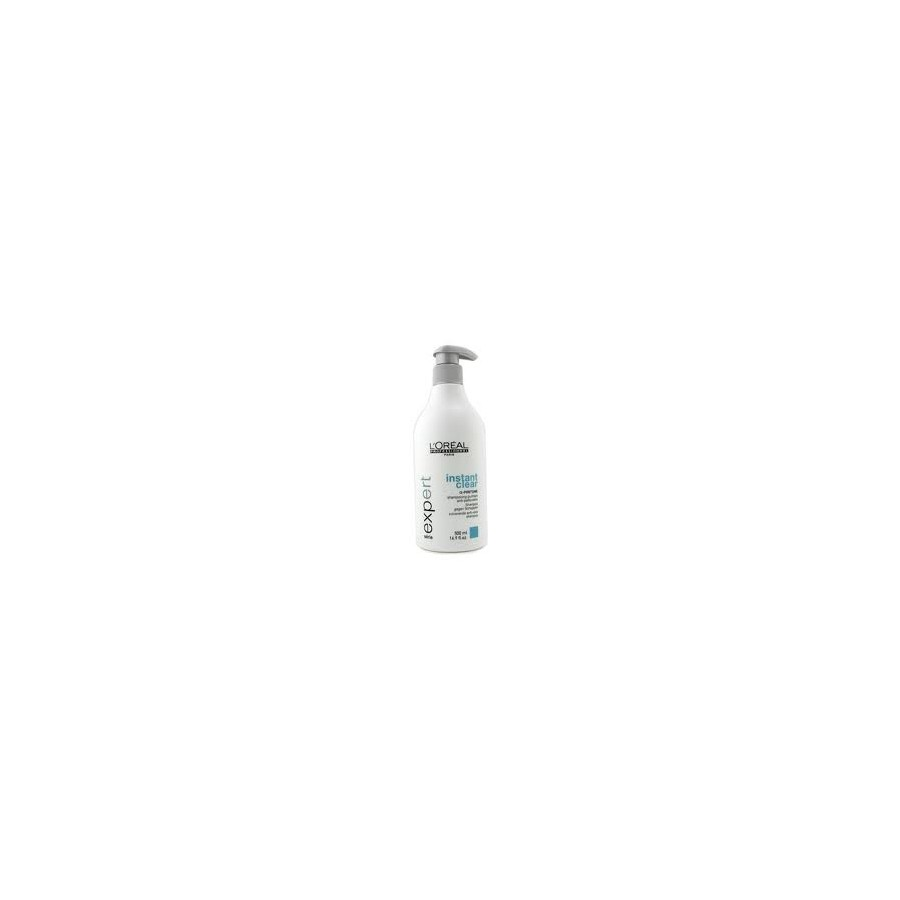 L'OREAL SHAMPO INSTANT CLEAR  500ML