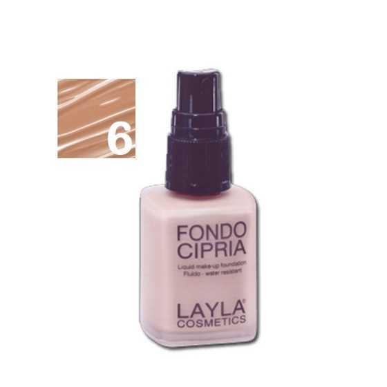 LAYLA FONDOCIPRIA N°6