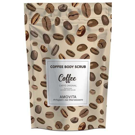 AMOVITA COFFE BODY SCRUB CAFFE' RIGENERANTE  200GR