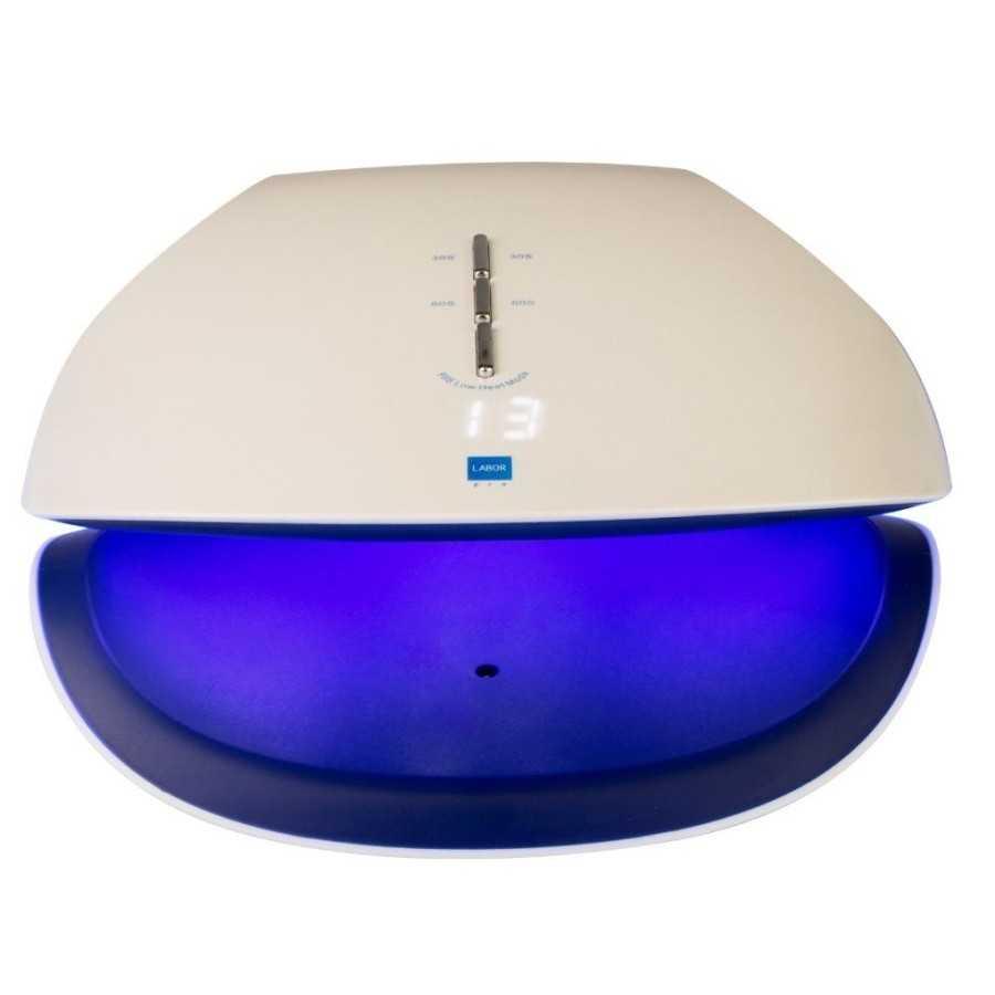 LABOR LAMPADA NAIL POLIVALENTE LED/UV 48W