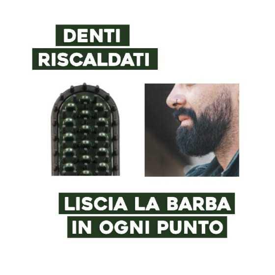 labor beard straightener piastra da barba
