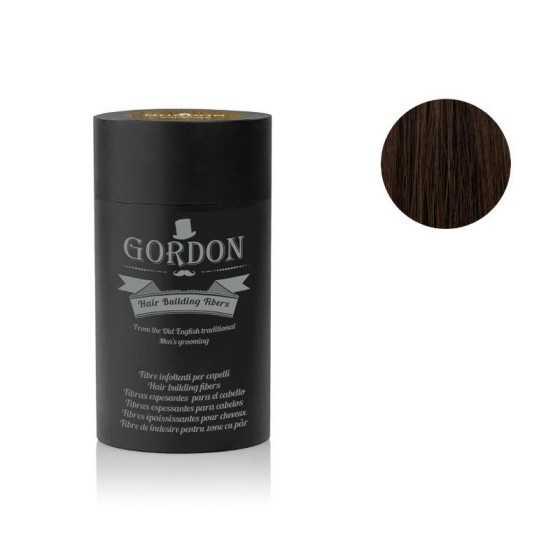 gordon fibre infoltenti colore castano scuro 22gr