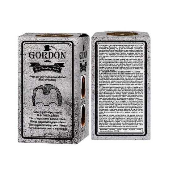 GORDON FIBRE INFOLTENTI COLORE CASTANO 22GR