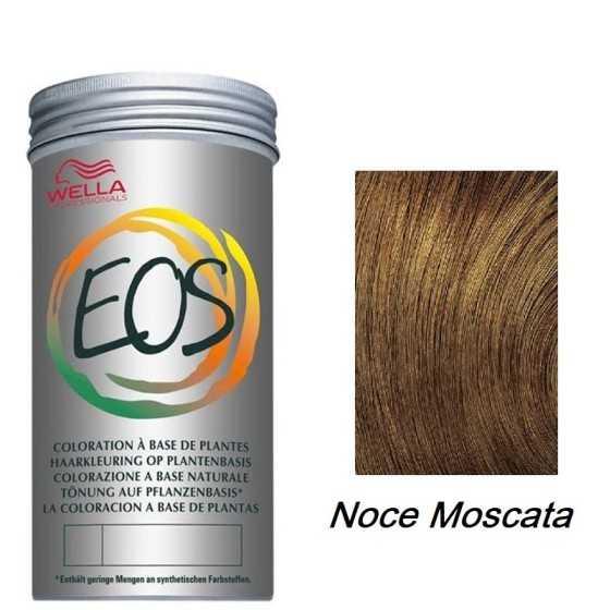 wella eos colorazione a base naturale 2 noce moscata
