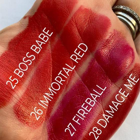 layla immoral shine lipstick rossetto