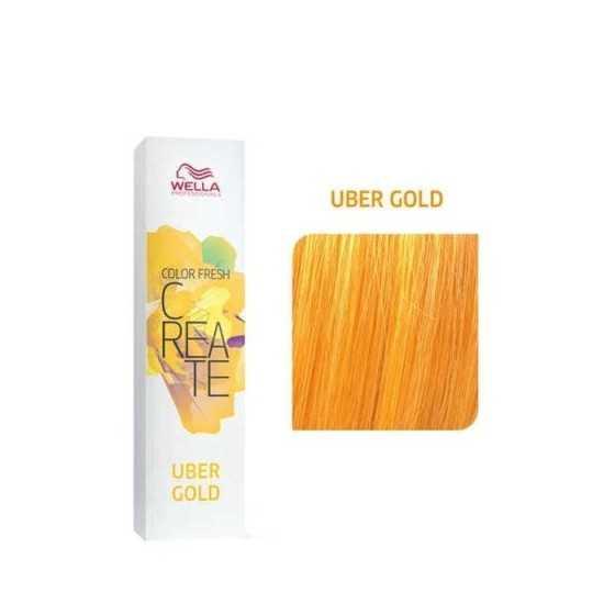 WELLA COLOR FRESH CREATE UBER GOLD 60ML