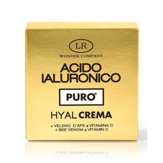 Lr Wonder Hyal Crema Viso con Acido Ialuronico Puro 50ml