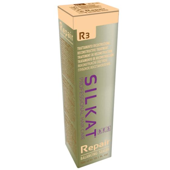 bes silkat r3 balancing sealer emulsione ricostruzione 300ml