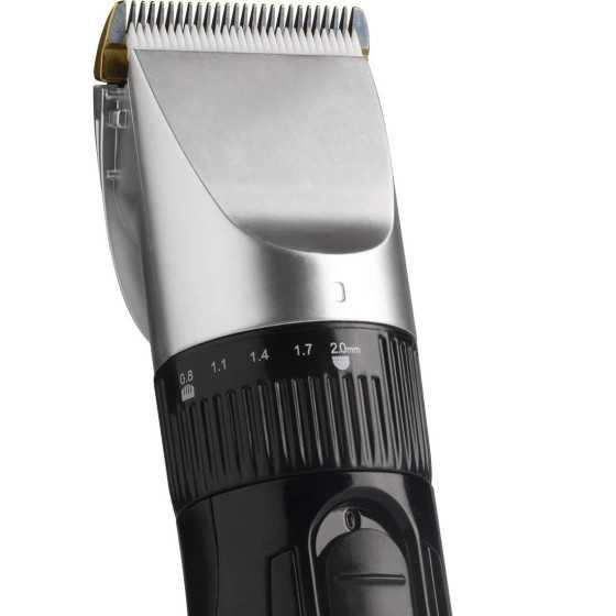 labor zero tosatrice tagliacapelli professionale a ricarica