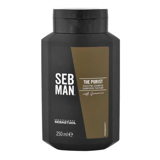 Sebastian Man The Purist...