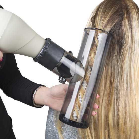 labor diffusore curler crea boccoli bazzooka